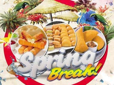 PANNA Break Lunch (Flyer)