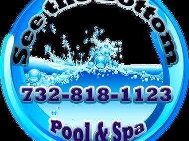Pool Company Logo