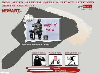 New Art Online