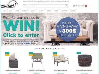 Magento Responsive eCommerce site creation
