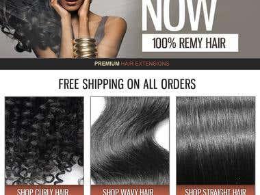 Norma Johnson Hair Collection