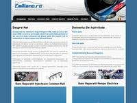 Car auto service website