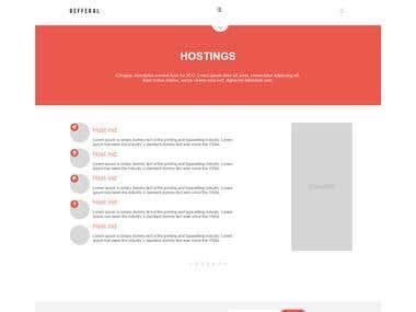 Static Web Design - REFFERAL