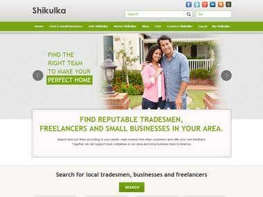 Shikulka (with Admin Panel)
