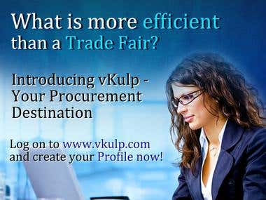 Design a Flyer for a Trade