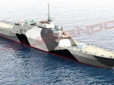 Army Ship