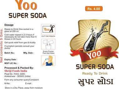 Yoo Super Soda