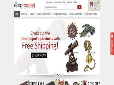 www.dorpmarket.com