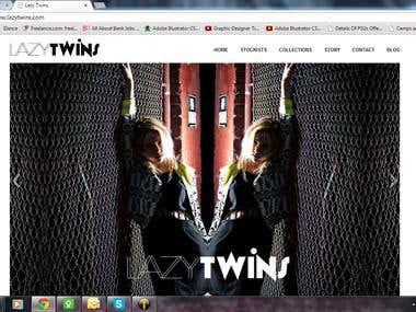 lazytwins.com