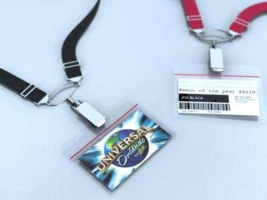 ID Badge - Private client