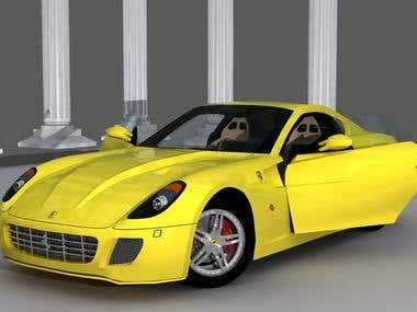 Ferrari 599GT