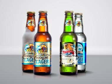 Label Design - Serda Brewing Co.