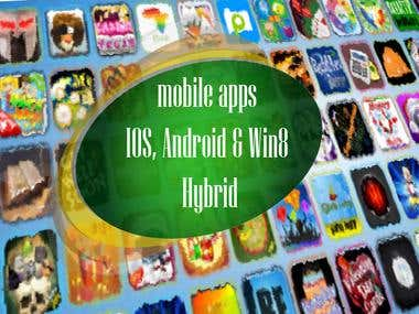 Mobile App/ Game: Mobile App | Android | IOS | Hybrid Apps