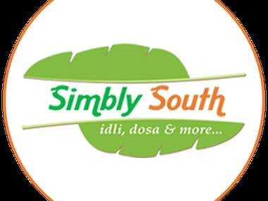 Simbly South - Food Ordering App