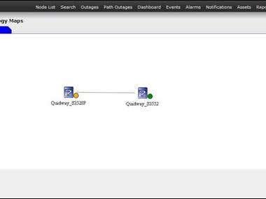 OpenNMS/NBI Software (Java)
