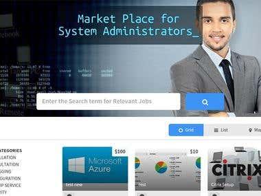 B2B Marketplace (ShareTribe, RoR)