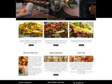 Resturant Theme3