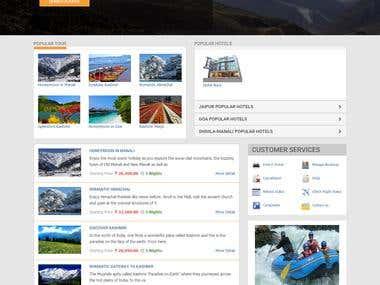 Ezeeway Travel Portal