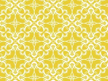 textile repeat pattern