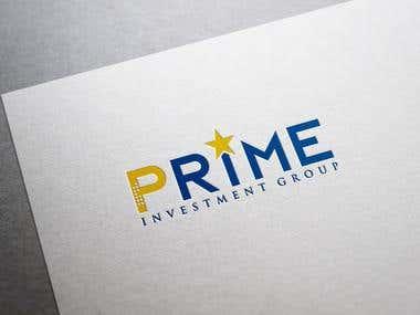 Prime Investment Group - Logo Design