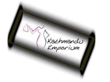 Kathmandu Emporium Logo Creation