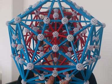 3D math structure