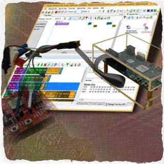 Bluetooth low energy hardware emulator