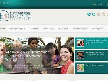 Elite National Daycare Association