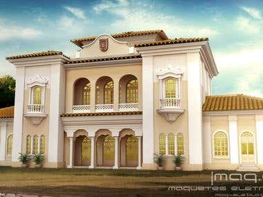Neocolonial Building