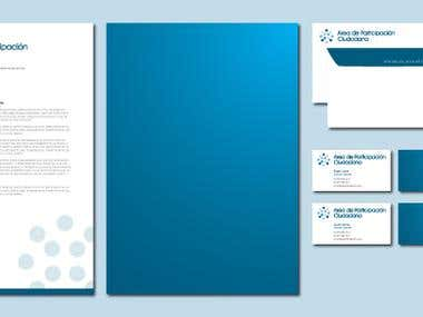 Logo and Stationary Business Design