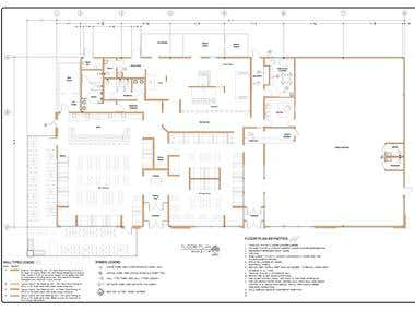 Architectural Drafting - pdf to CAD