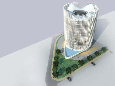 The building concepts design