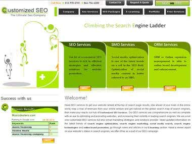 SEO related site