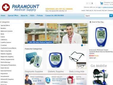 Paramount Medical Supply