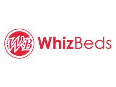 Logo Design for WhizBeds