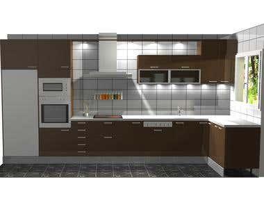 Diseño de cocinas y presupuestos