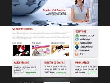 Wordpress - Lur Design