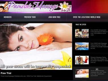 Pamela Massage
