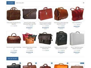eCommerce Shop powered by BigCommerce | Briefcase.com