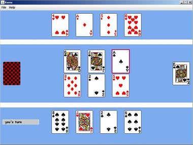 Kems card game