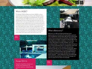 northern california bistronomy center