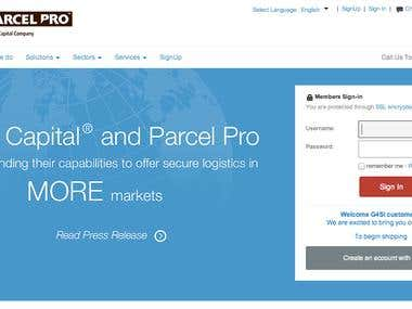 Shipping Extensions for ParcelPro