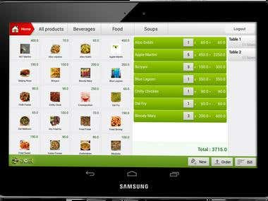 IGOST DIGITAL MENU CARD FOR HOTELS