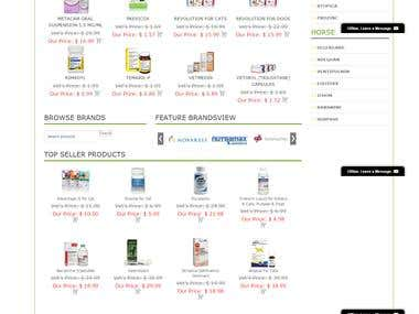 Ecommerce Application for Selling Medicine