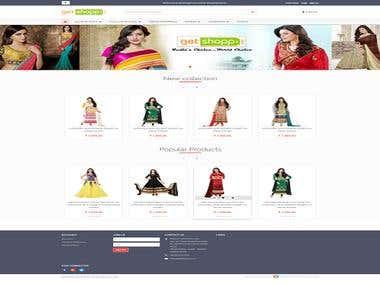GetShopp Website