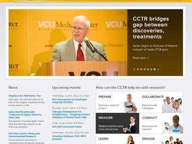 CCTR (Work)