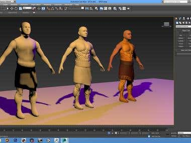 Character Modeling