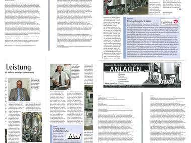 German to English Translation Engineering publication