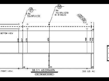 Structural Steel shopdrawings