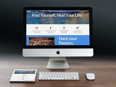 Interactive Web Portal